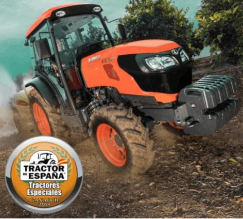 Tractor Kubota M5001 Narrow