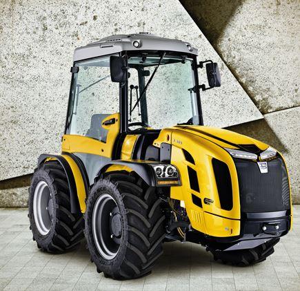 Tractor articulado Pasquali K105 AR