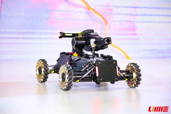 Robot agrícola