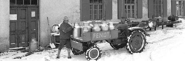 Orígenes de la marca Fendt