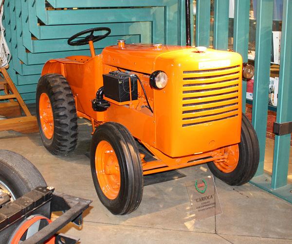 Tractor Lamborghini Carioca