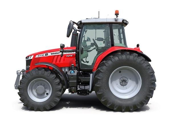 Tractor Massey Ferguson 6718S
