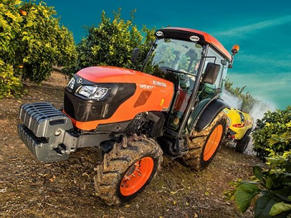 Tractor  Kubota 5091N