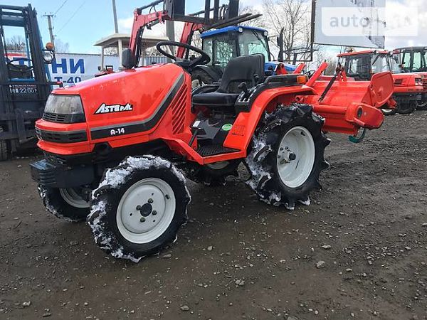 Tractor Kubota Aste A14