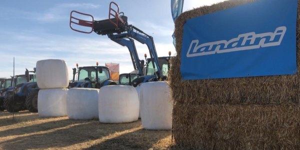 Tractores Landini en Demoagro