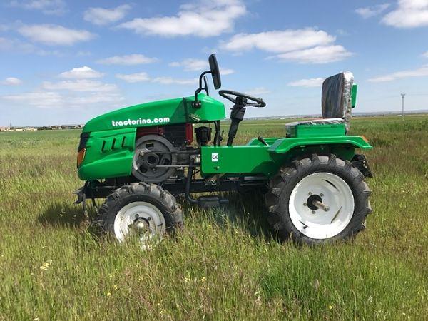 Minitractor marca Tractorino