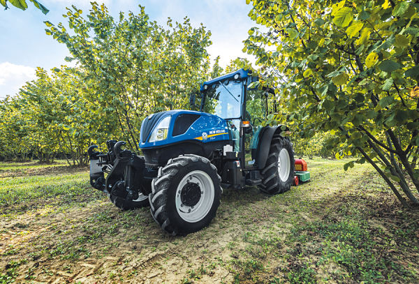 Tractor New Holland Serie T4 F/N/V
