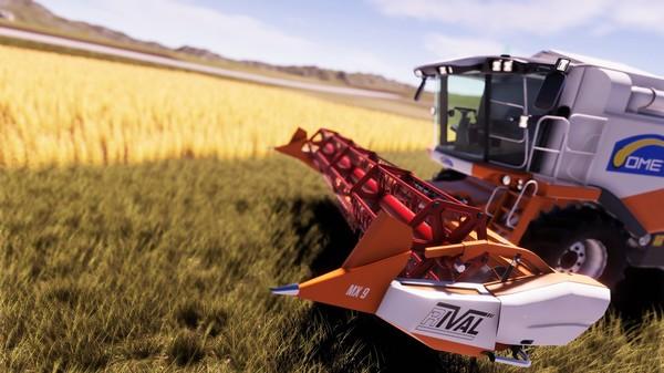 Escena del juego Real Farm Sim (XBox)