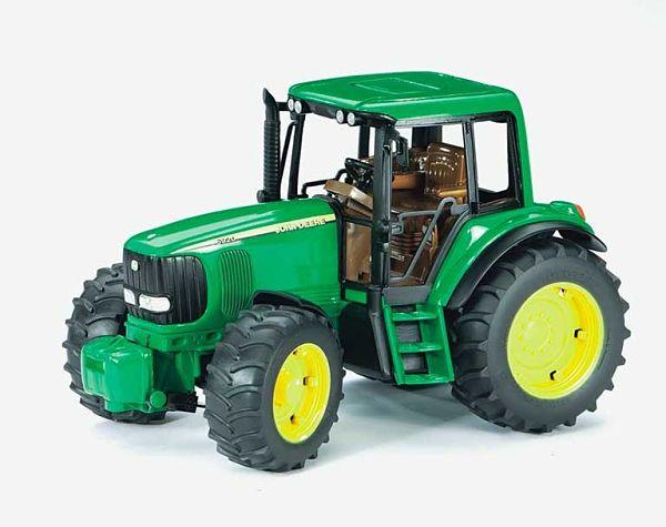 Tractor de Juguete, réplica de John Deere