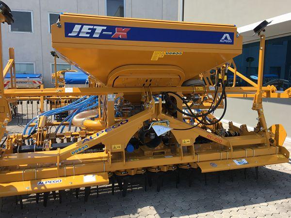 Sembradora Alpego Jet X