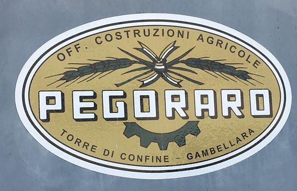 Logotipo de Pegoraro