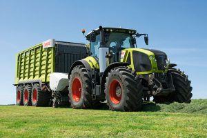 Tractores Axion 900 de Claas: prestaciones, precios y características