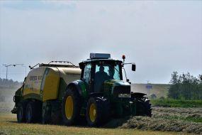 Ahorrar combustible en el tractor. ¿Cómo reducir el consumo de gasoil?