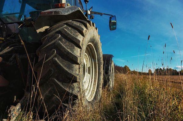 Neumáticos del tractor