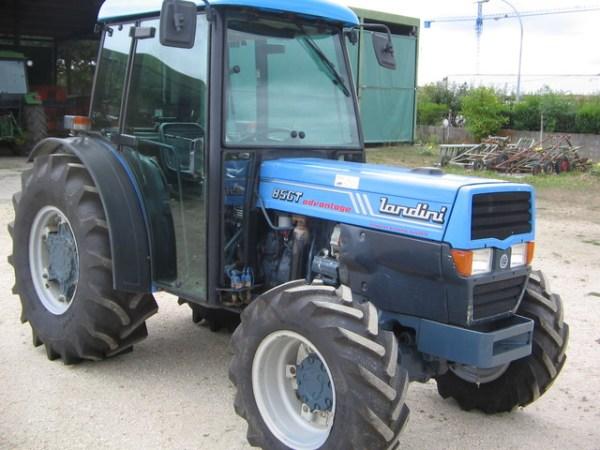 Tractor Landini Clásico
