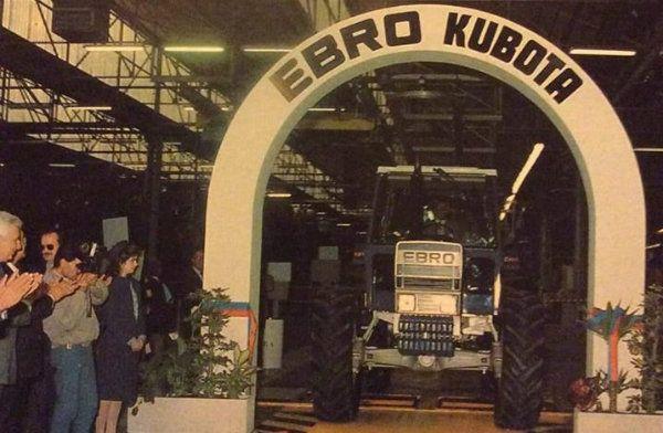 Apertura de la Fabrica Cuatro Vientos en Madrid