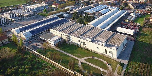 Instalaciones de la fábrica