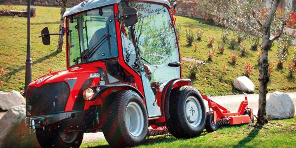 Tractor Reversible Antonio Carraro TTR 4400