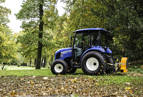 New Holland compacto, serie Boomer