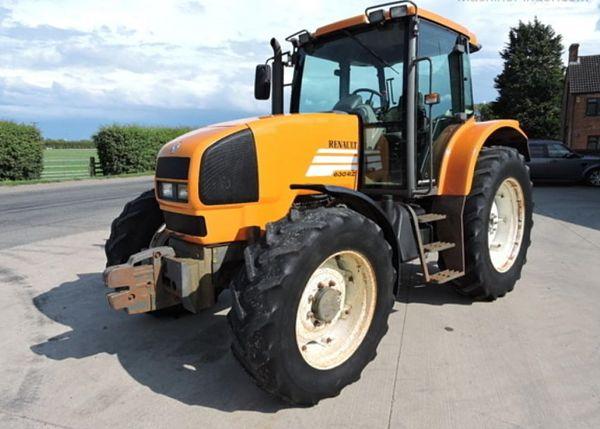 Tractor Renault 630 RZ