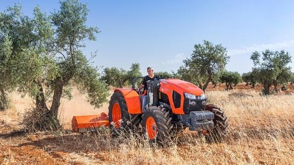 Tractor Kubota M5001