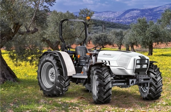 Tractor Lamborghini Strike 120 HD