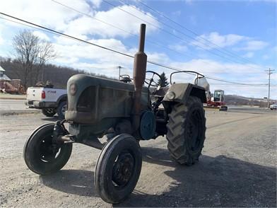 Uno de los primeros tractores Lanz en España