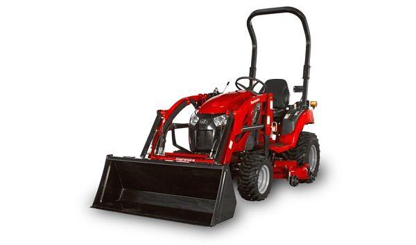 Tractor Mahindra Serie eMax