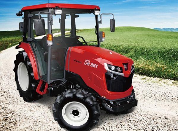 Tractor Mitsubishi GM361
