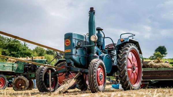 Tractor Lanz Bulldog 3606
