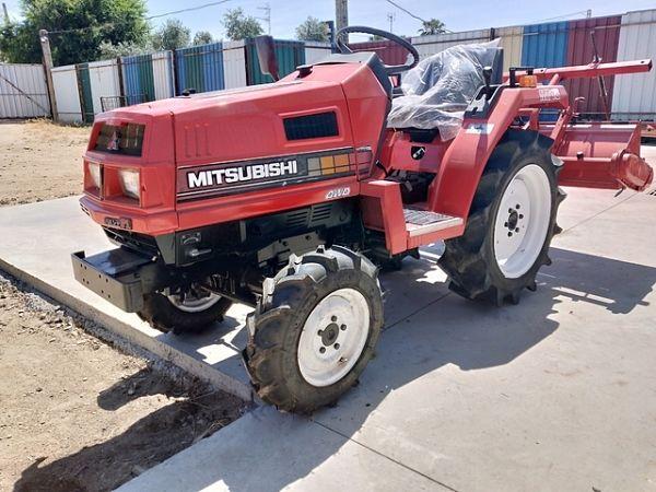 Tractor Mitsubishi GT del mercado de segunda mano