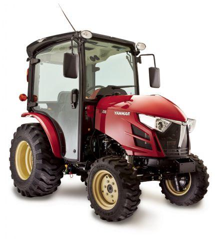 Tractor Yanmar YT 235 C