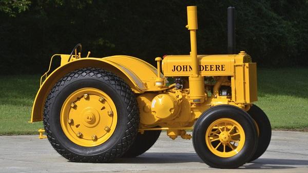 John Deere modelo DI