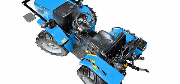 Landini 4600, tractor isodiamétrico