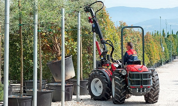 Tractor SR 7600 Infinity de Antonio Carraro