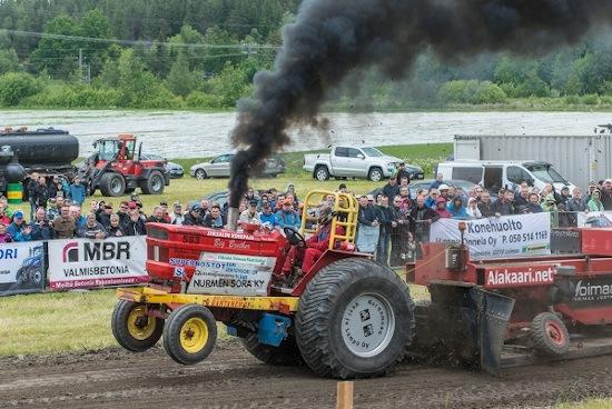 Que es tractor pulling