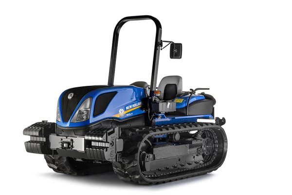 Tractor oruga nuevo New Holland Tk4.100