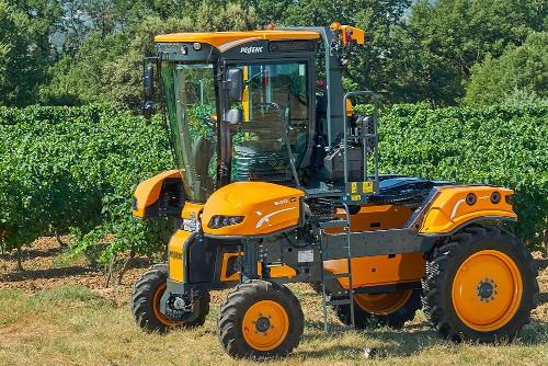 Tractor zancudo Optimum 340