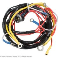 TISCO - FORD TRACTORS 2000 4000 WIRING HARNESS. PART NO 311043