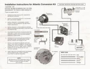 Ford 8N 12 Volt Wiring Diagram