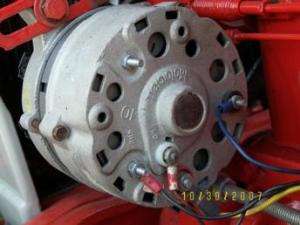 12V motorcraft alternator not charging  Ford Forum  Yesterday's Tractors