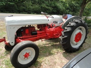 1942 Ford 9N Tractor  TractorShed