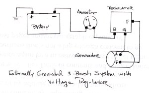 Wiring Schematic for JD60 Generator  Yesterday's Tractors