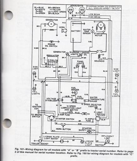 ford 5900 wiring diagram  wiring diagram