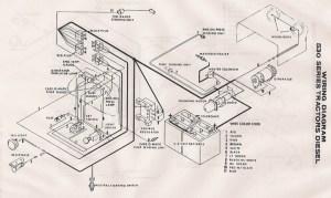 Case 530 wiring diagram  Case and David Brown Forum