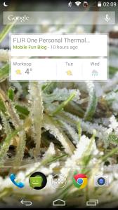 Moto G Home Screen2
