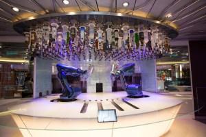 Quantum of the Seas launch photos