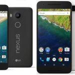 The Nexus 5X vs the Nexus 6P