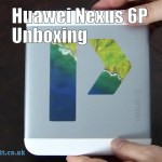 Huawei Nexus 6P Unboxing