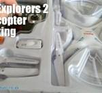 Syma X5sc Explorers 2 Unboxing